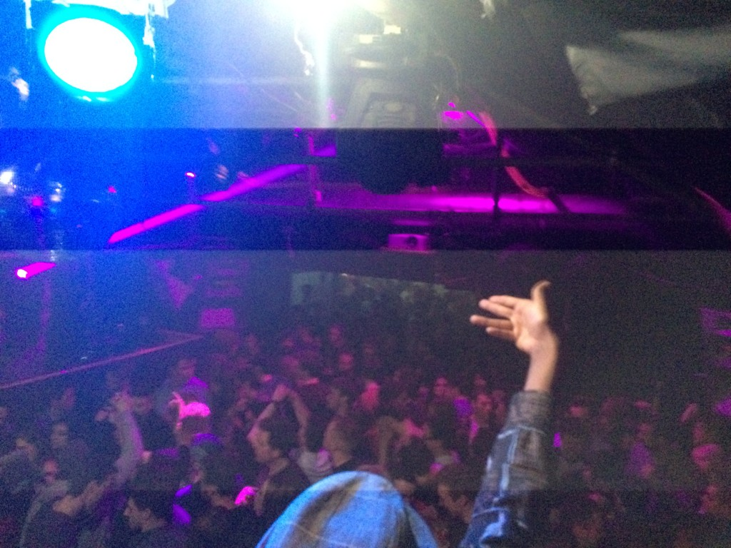 Big up Corsica crowd