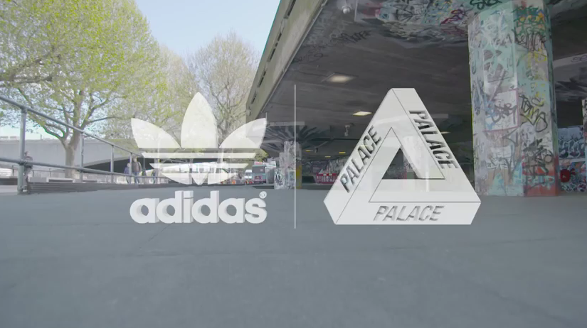 Palace x Adidas Pro and Primeknit reveal hypnosales video