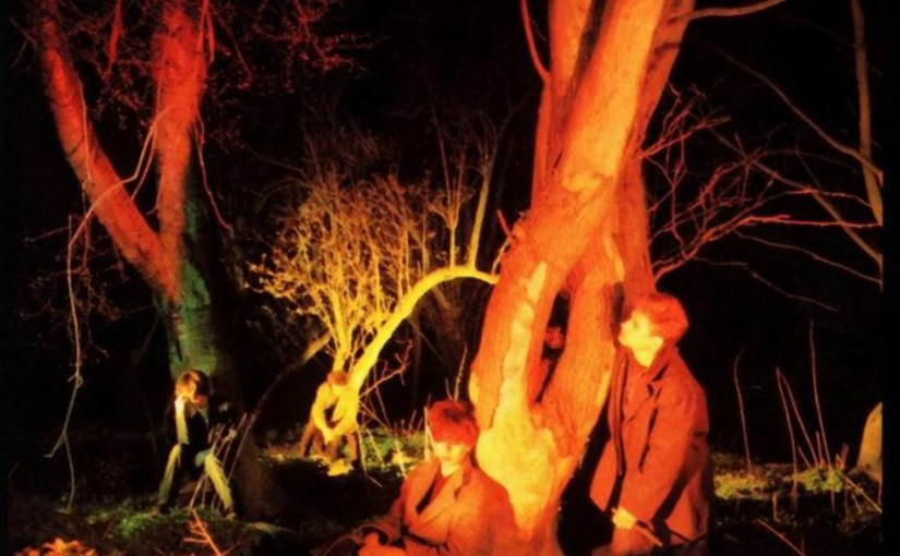 Echo & the bunnymen – Crocodiles (1980's debut album)