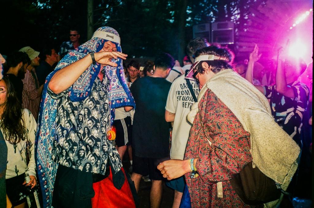 Have you seen the Yo Yo Man ? Farr Festival 2016