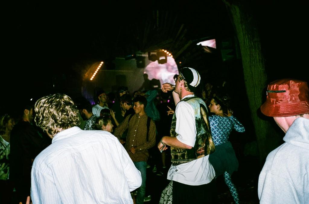Dancing @  Farr Festival 2016