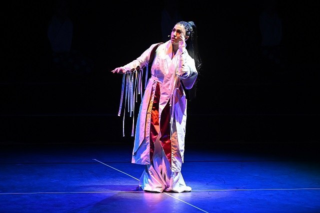 Midori Takada and Lafawndah – Blue Ceremony @ The Barbican